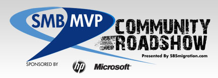 SMB MVP Community Tour Logo