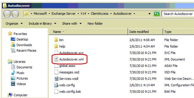 SBS 2011 Standard – iPhone & iPad Exchange Email   Title