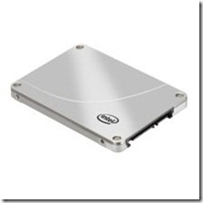 The intel 320 Series SSD