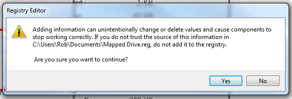 Quick Fix : Removing a disconnected network drive | Title