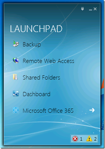 1.Launchpad