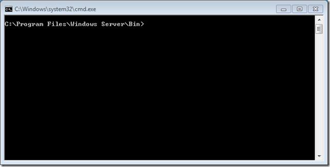 1.ServerBin