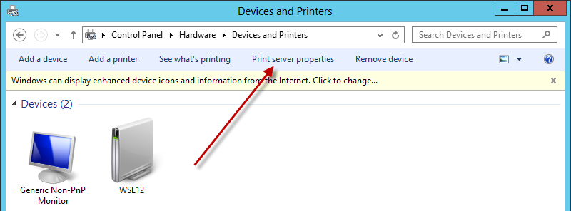 how to tell what version of windows server you have