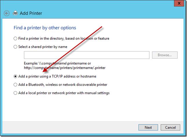 Windows Server 2012 Essentials : Add a Network Printer | Title ...