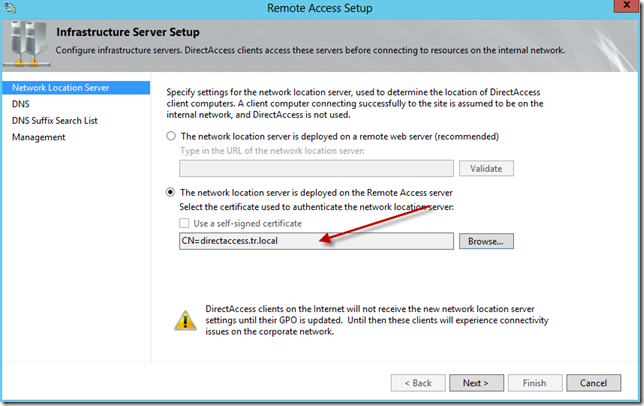 Enable directaccess on windows server 2012 essentials title required da23 yelopaper Choice Image