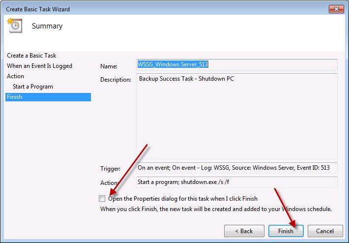 Windows Server 2012 Essentials: Shutdown client machines