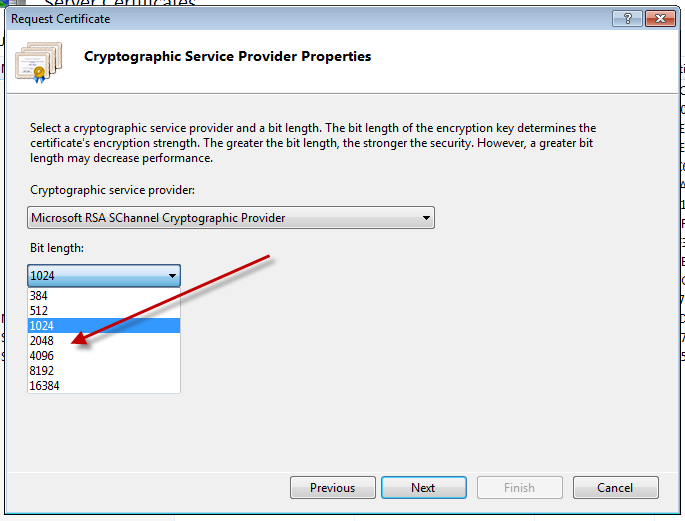 Manually Creating A Certificate Request Windows Server 2012