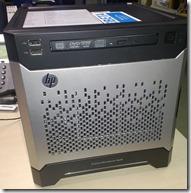 HP MicroServer Gen8