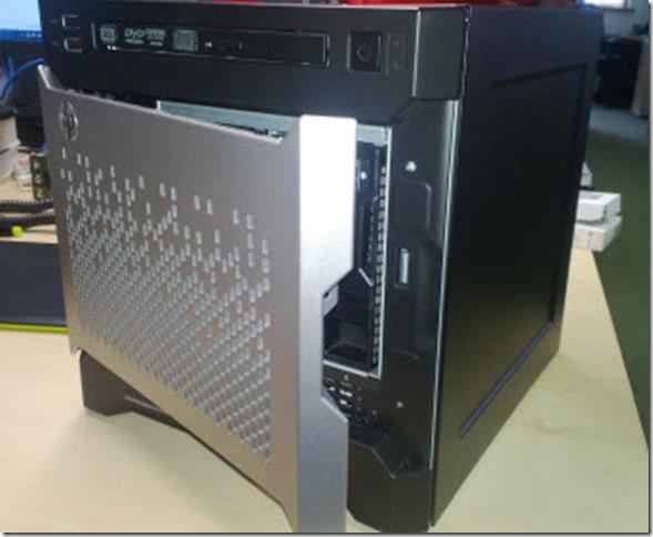 HP MicroServer Gen8 Door Clasp
