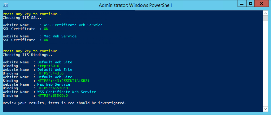 Windows Server Essentials – Configuration Troubleshooter | Title