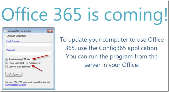 Office365 Instructions