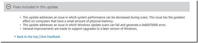 Fixes KB3050265