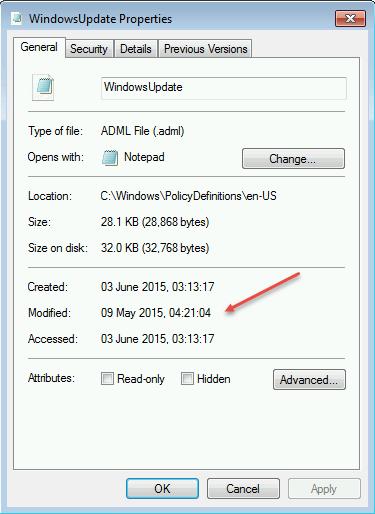 latest version windows update installer