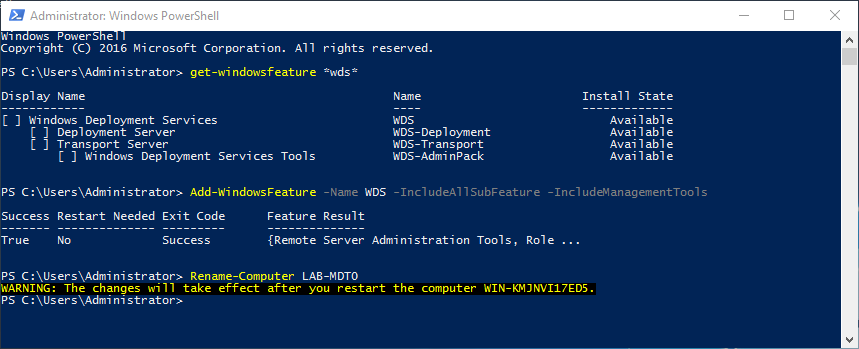 MDT 2013 Windows 10 and the MSP Part 1 | Title (Required)