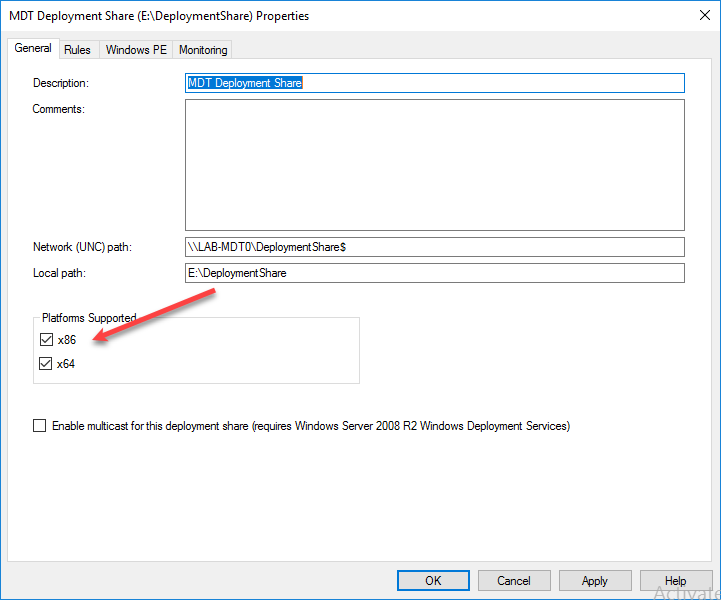 MDT 2013 Windows 10 and the MSP Part 3 | Title (Required)