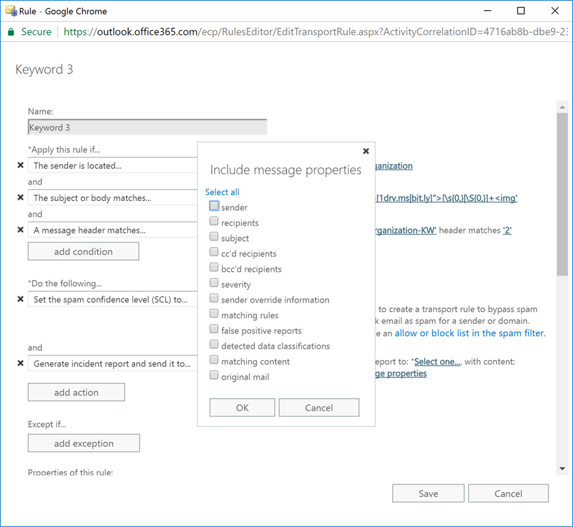 Using Office 365 to Protect Your Email | Title (Required)