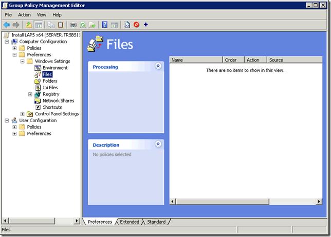 GPP-Files