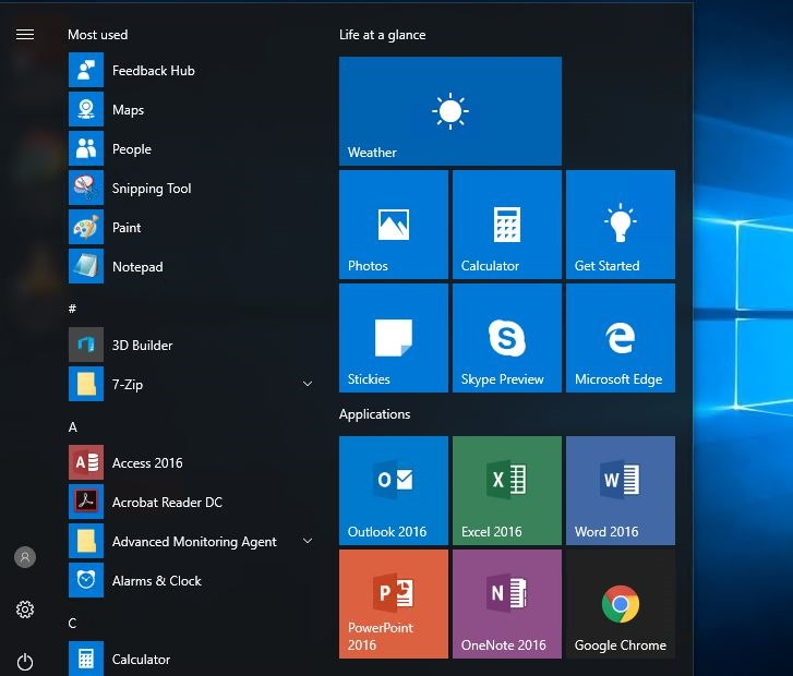 Customising the Windows 10 Taskbar | Title (Required)